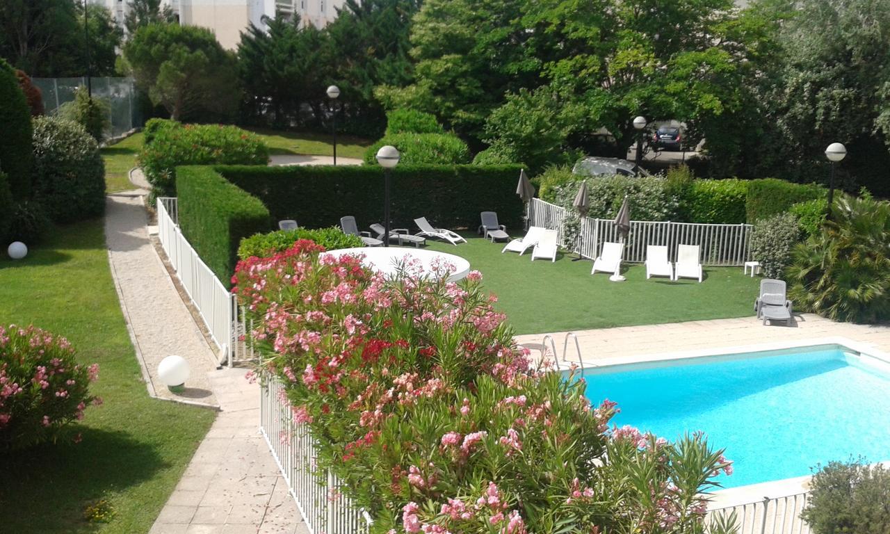 Hotel Bonneveine Prado (Fransa Marsilya) - Booking à Piscine Bonneveine