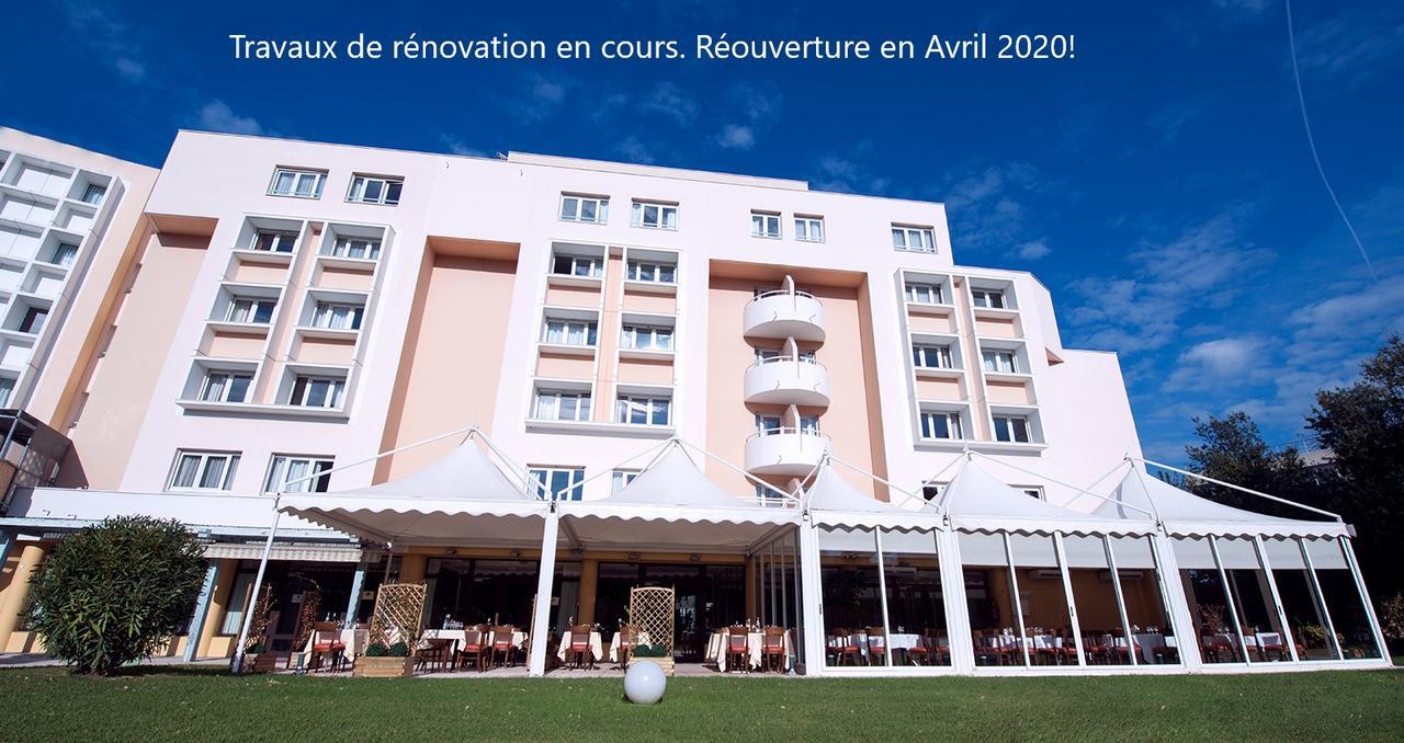 Hotel Bonneveine Prado (Fransa Marsilya) - Booking encequiconcerne Piscine Bonneveine