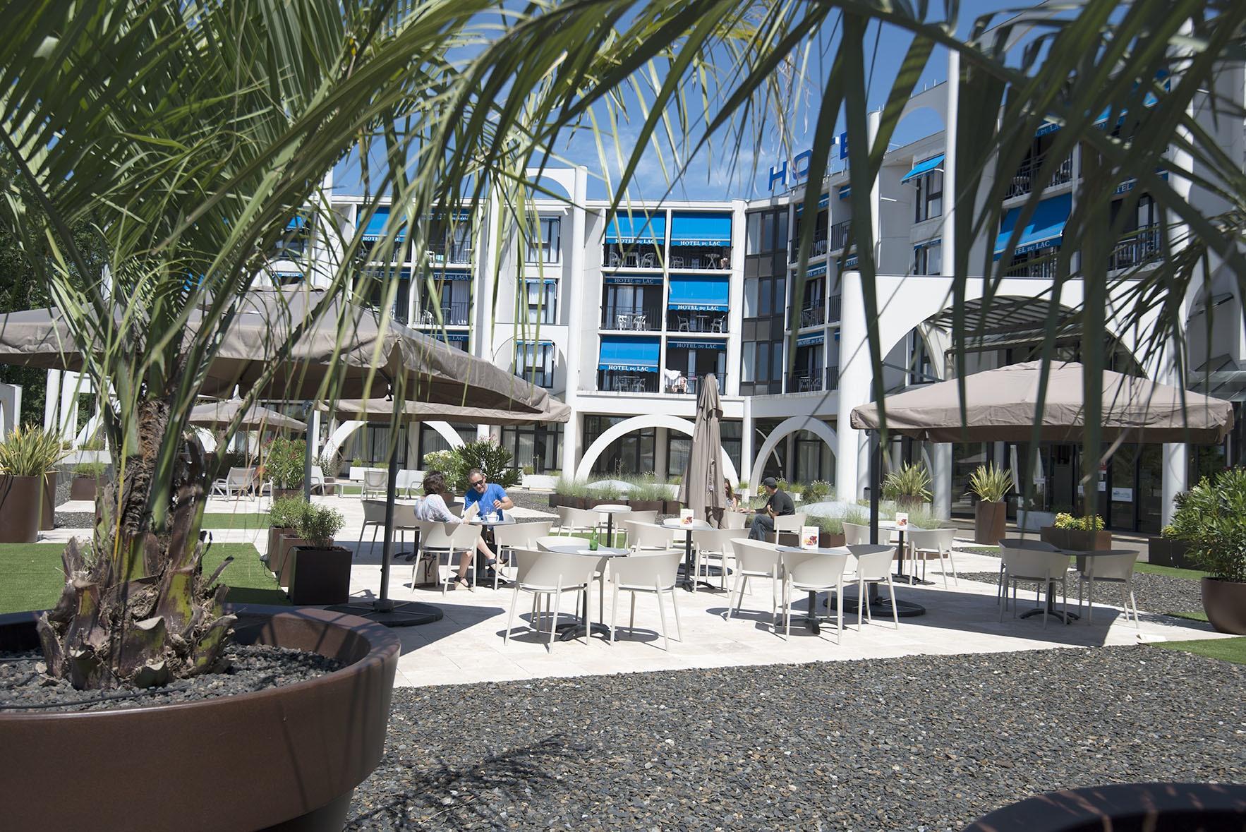 Hôtel Brit Hôtel Du Lac À Saint-Paul-Les-Dax | Hotel 2 Étoiles intérieur Piscine Saint Paul Les Dax