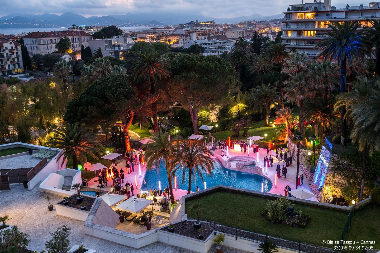 Hotel Cannes Montfleury | Team Building, Incentives & Seminars à Piscine Montfleury
