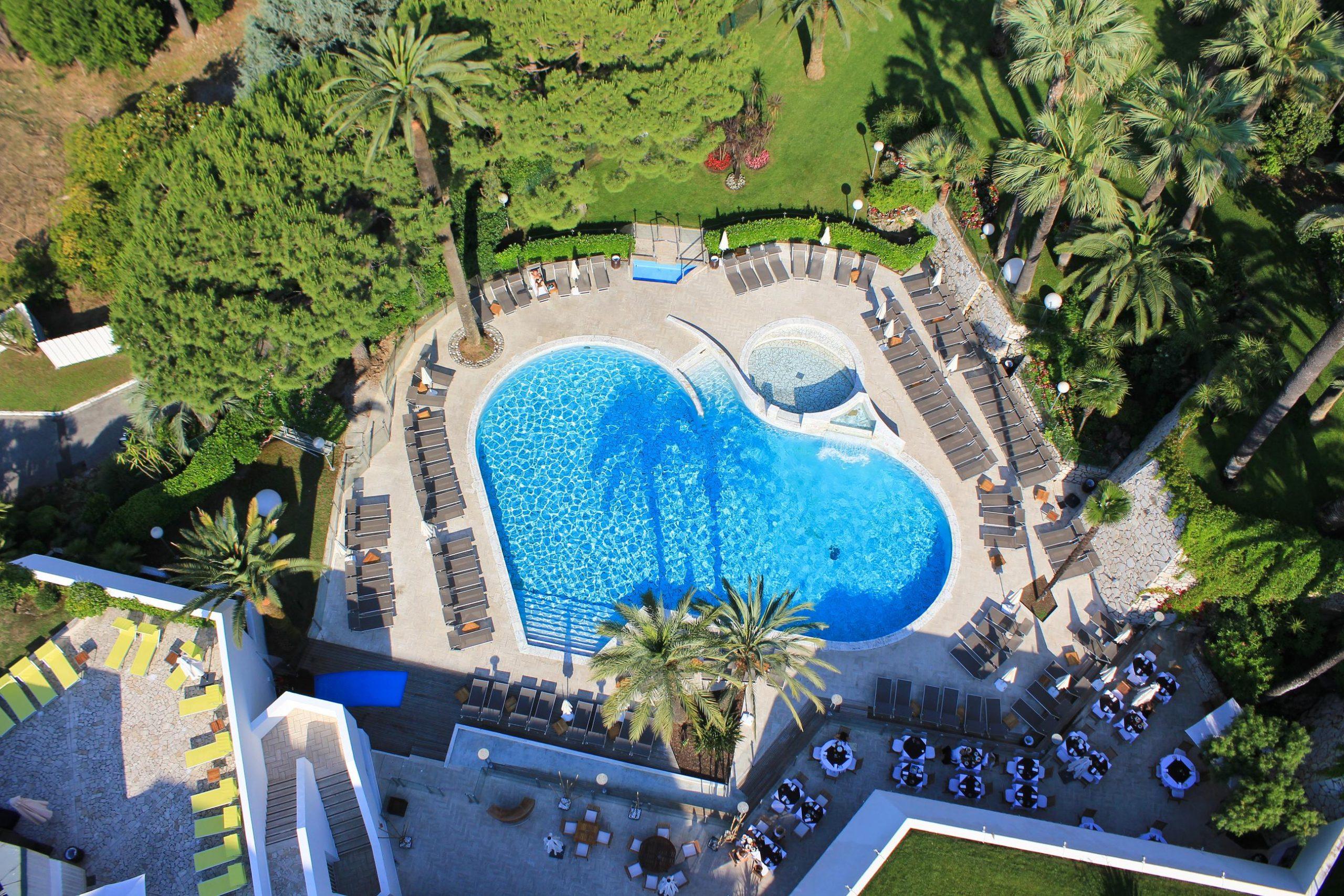 Hotel Cannes Montfleury | Team Building, Incentives & Seminars destiné Piscine Montfleury