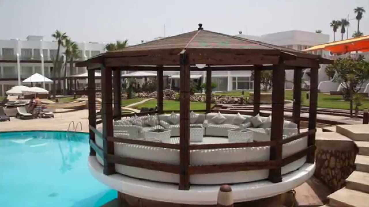 Hôtel Casablanca Le Lido Thalasso & Spa encequiconcerne Piscine Du Lido