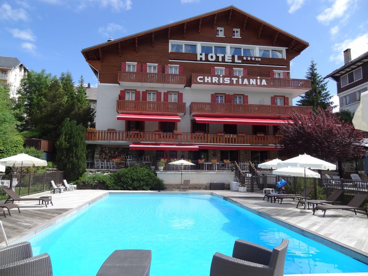 Hotel Christiania, Villard-De-Lans, France - Booking avec Piscine Villard De Lans