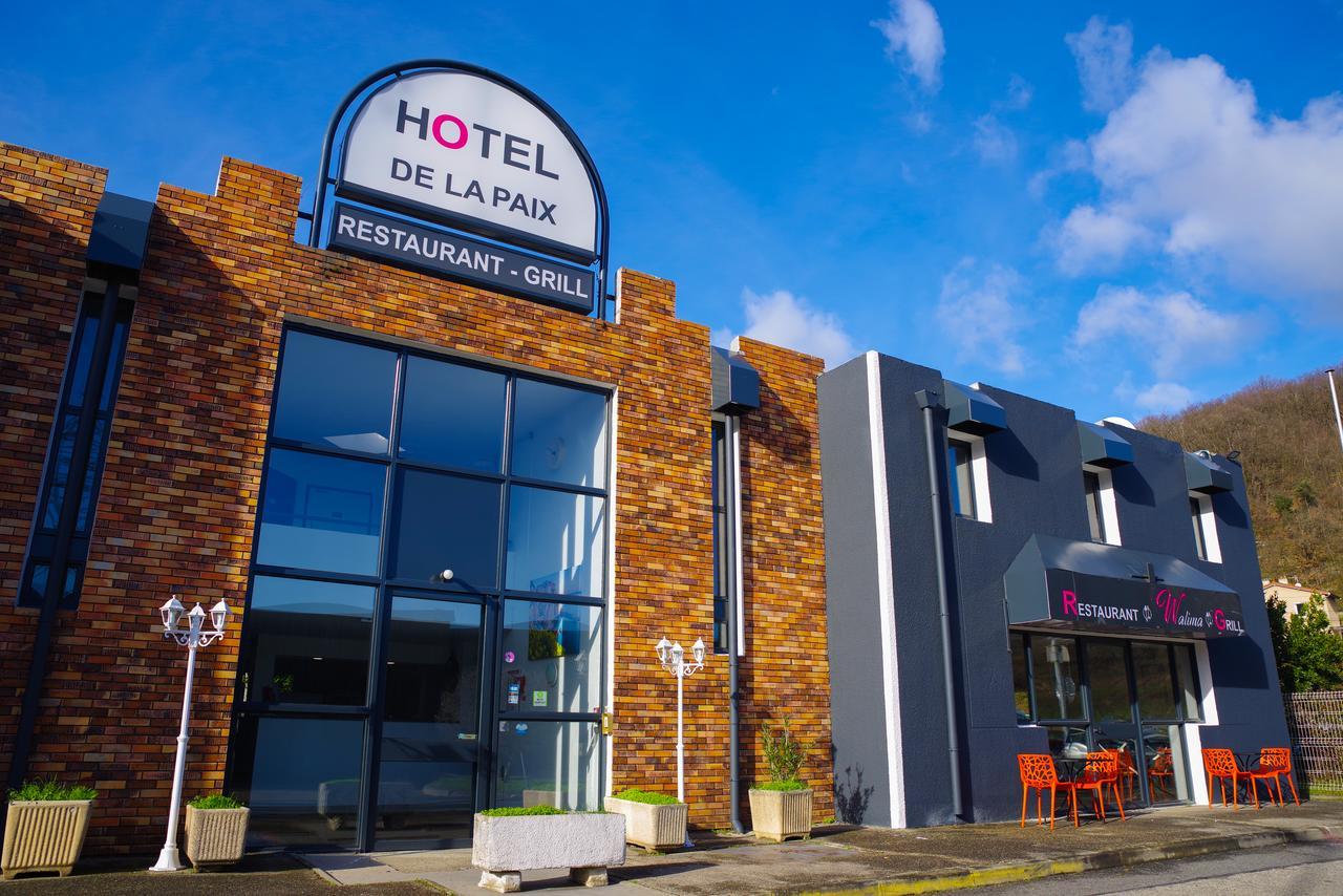 Hotel De La Paix Lyon Sud Givors, Givors – Tarifs 2020 destiné Piscine De Givors