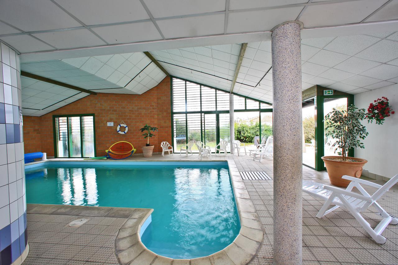 Hotel Entre Terre Et Mer, Beauvoir-Sur-Mer, France - Booking à Piscine Beauvoir Sur Mer
