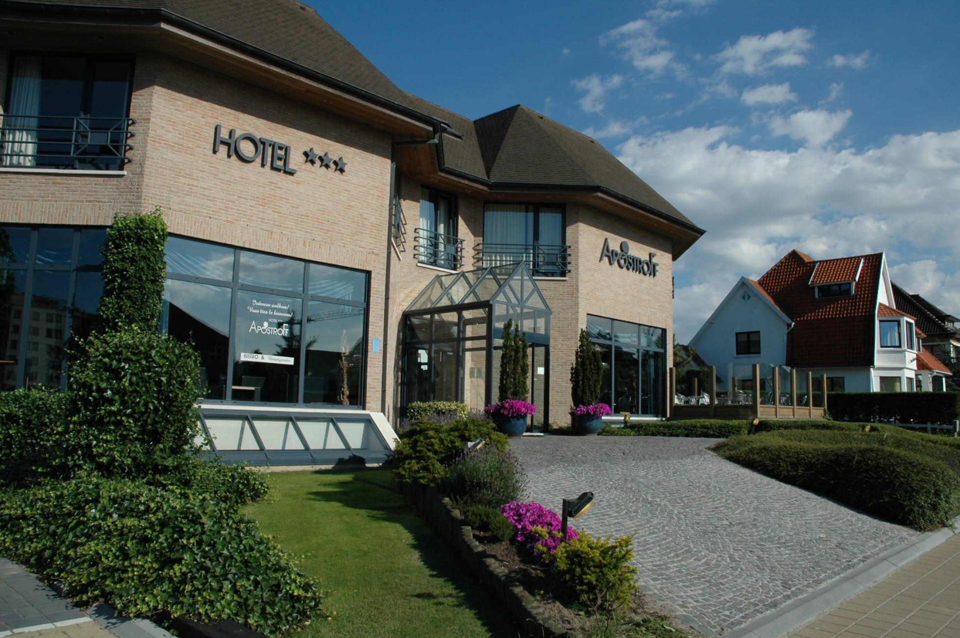Hôtel Hotel Apostroff, Koksijde - Trivago.be tout Piscine Coxyde