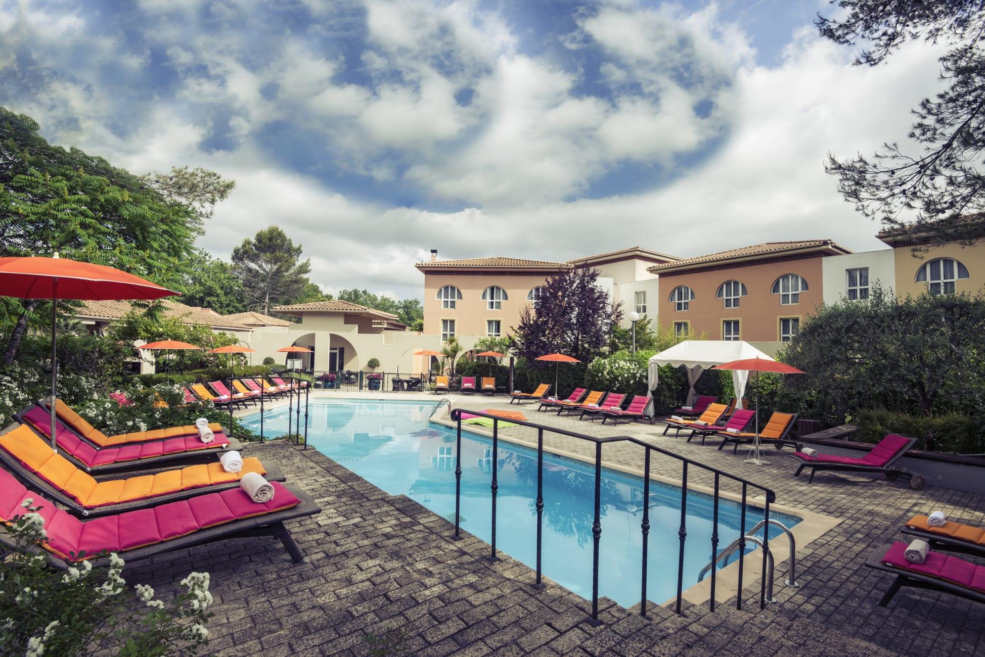 Hotel Hôtel Mercure Antibes Sophia Antipolis, Sophia ... à Piscine Sophia Antipolis