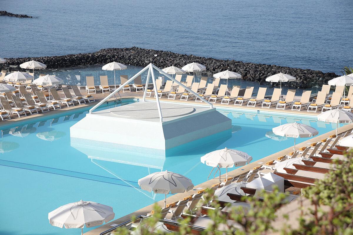 Hôtel Iberostar Bouganville Playa concernant Piscine Alencon