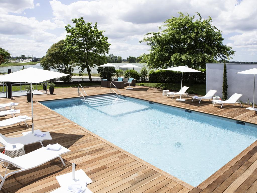 Hotel In Bordeaux - Novotel Bordeaux Lac - All dedans Piscine Ambes