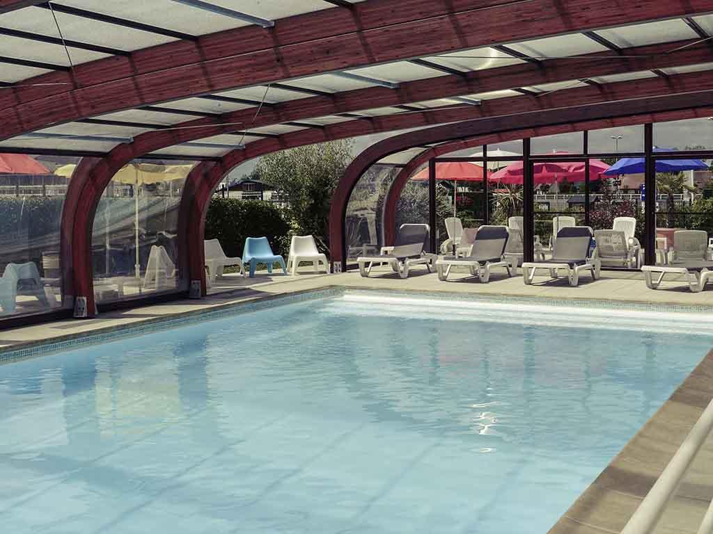 Hotel In Cabourg - Mercure Cabourg Hôtel & Spa - All à Hotel Avec Piscine Ile De France