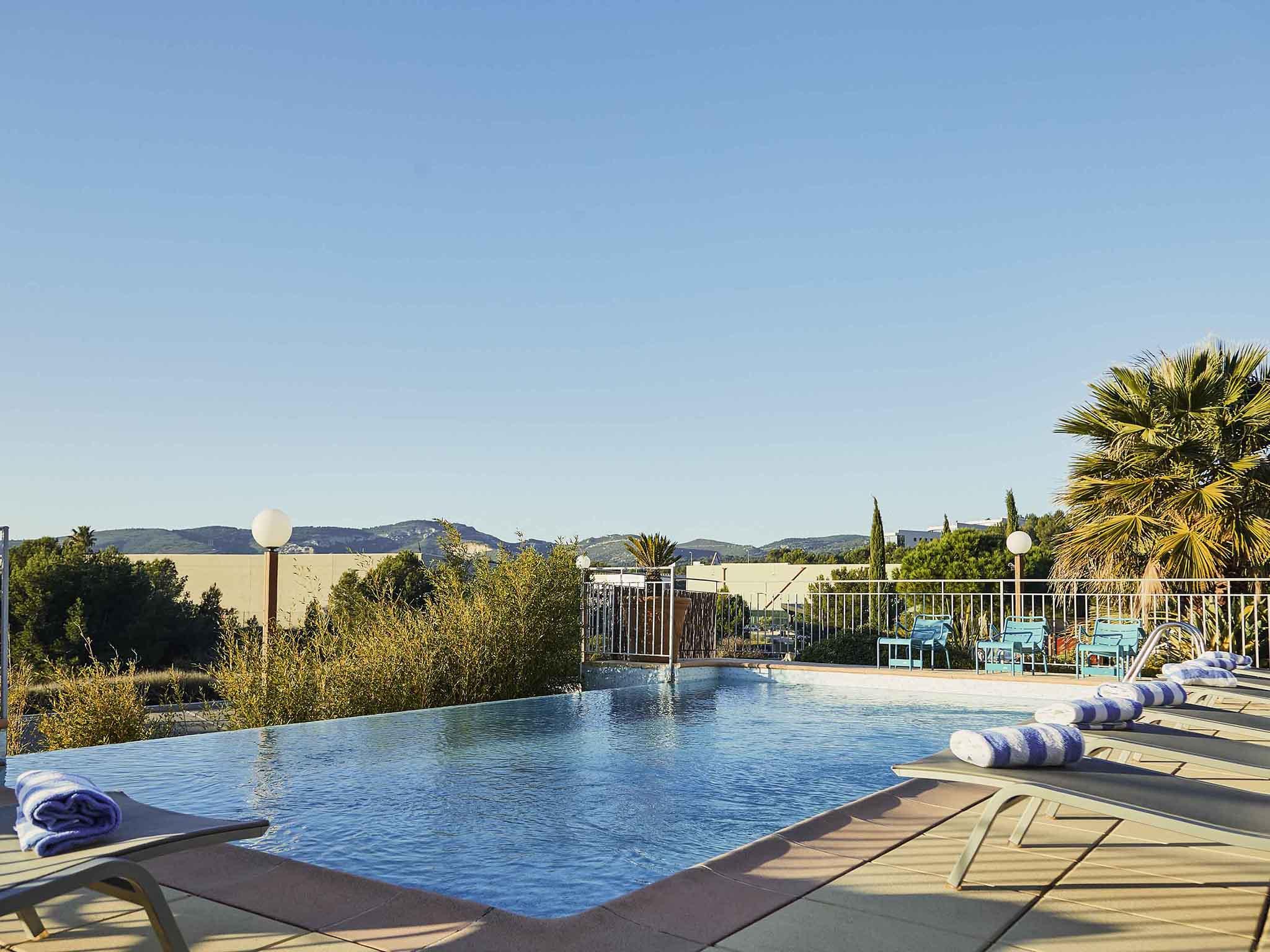 Hotel In La Ciotat - Ibis La Ciotat - All pour Hotel Piscine Marseille