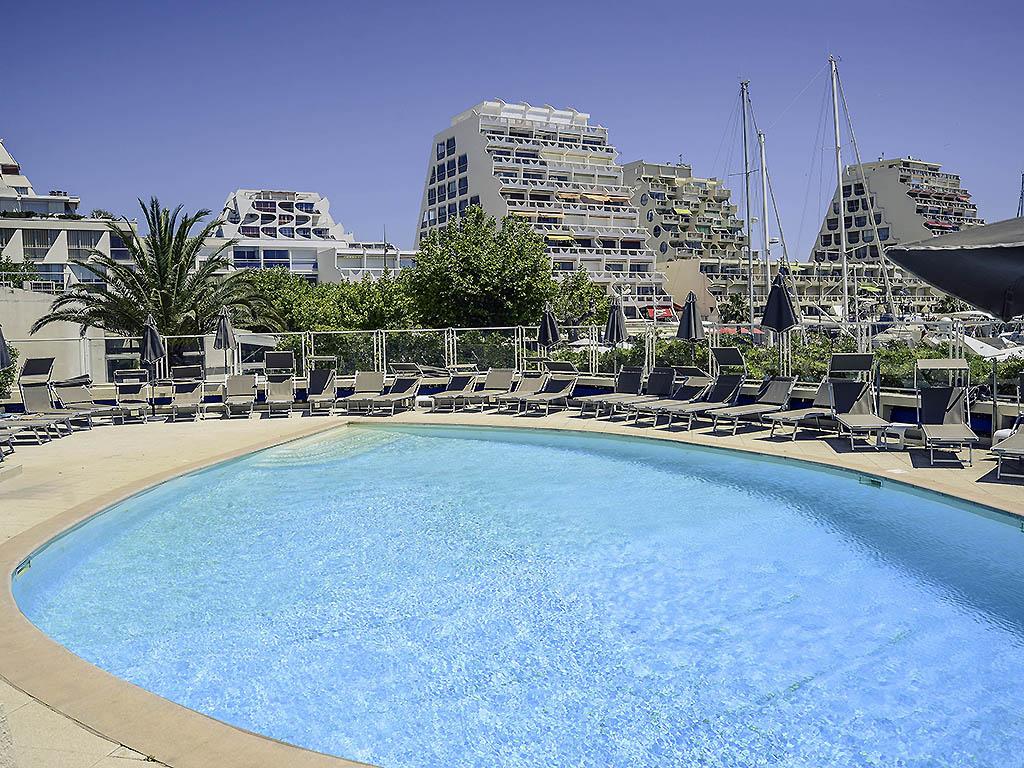 Hotel In La Grande Motte - Mercure La Grande Motte Port ... dedans Piscine Plus Le Cres
