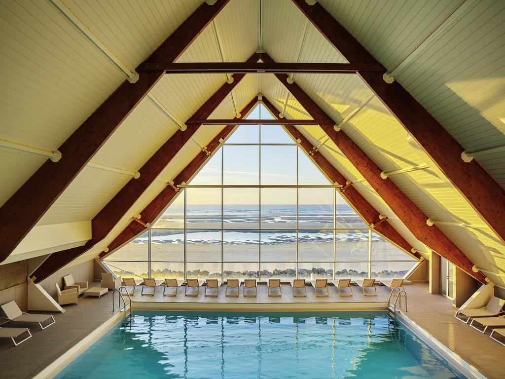 Hotel In Le Touquet - Novotel Thalassa Le Touquet - All pour Piscine Berck