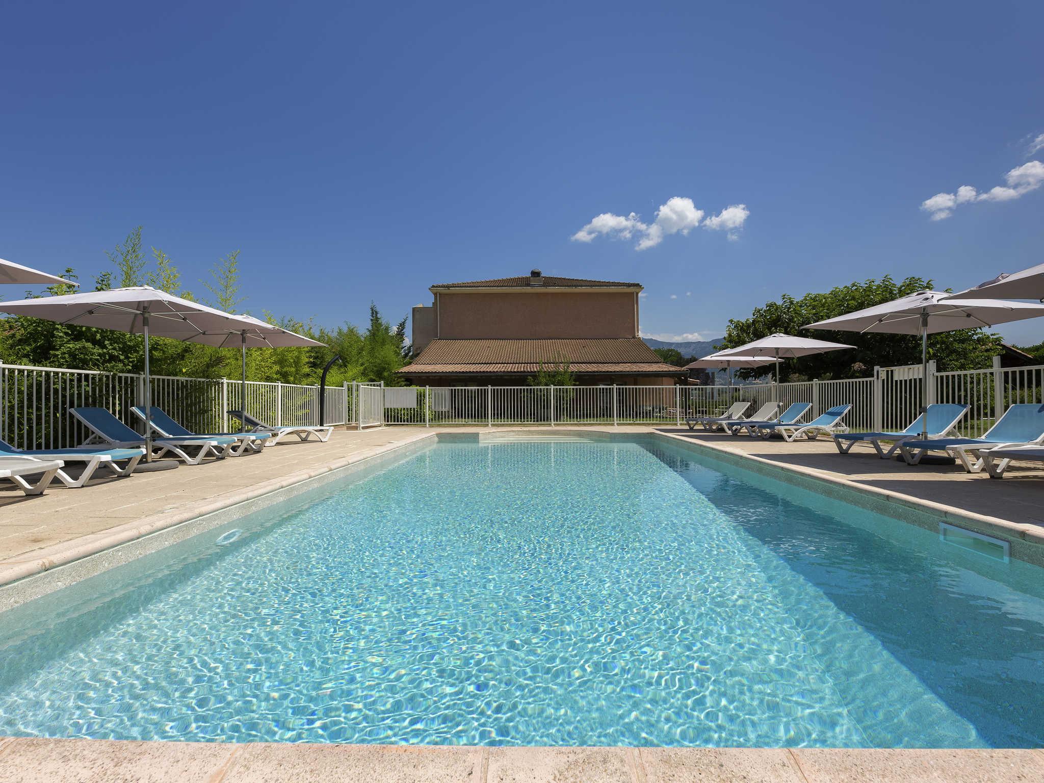 Hotel In Sisteron - Ibis Sisteron - All tout Piscine Sisteron