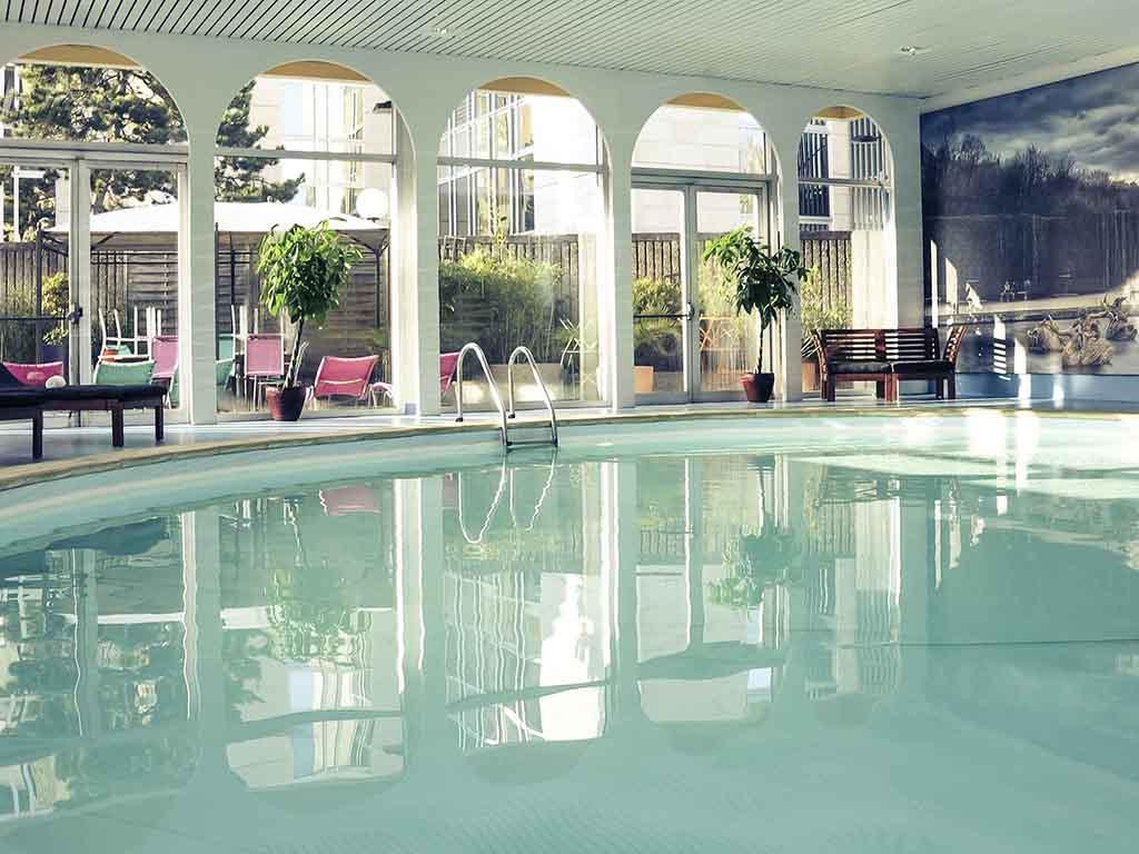Hotel In Velizy Villacoublay - Mercure Paris Velizy Hotel - All destiné Piscine Vernon