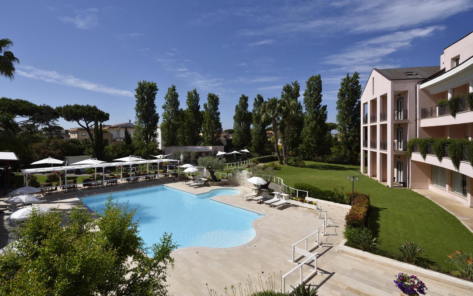 Hotel Isola Sacra Rome Airport - Hôtel Avec Piscine concernant Hotel Rome Avec Piscine