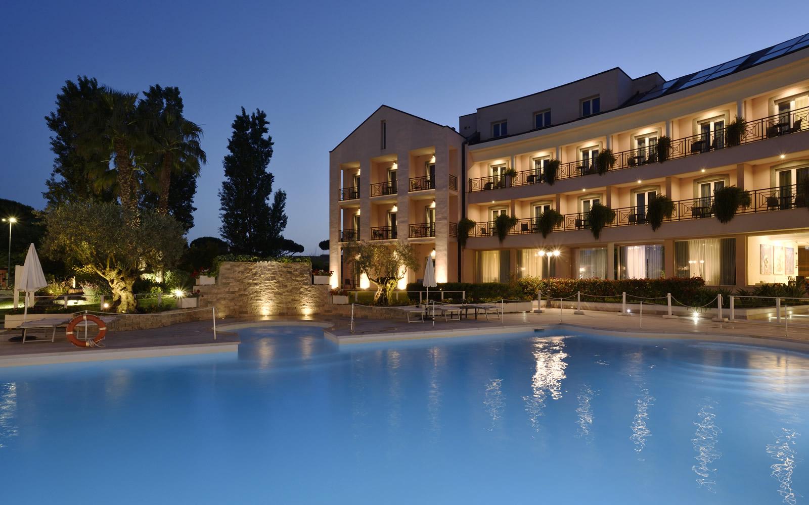 Hotel Isola Sacra Rome Airport - Hôtel Avec Piscine encequiconcerne Hotel Rome Avec Piscine