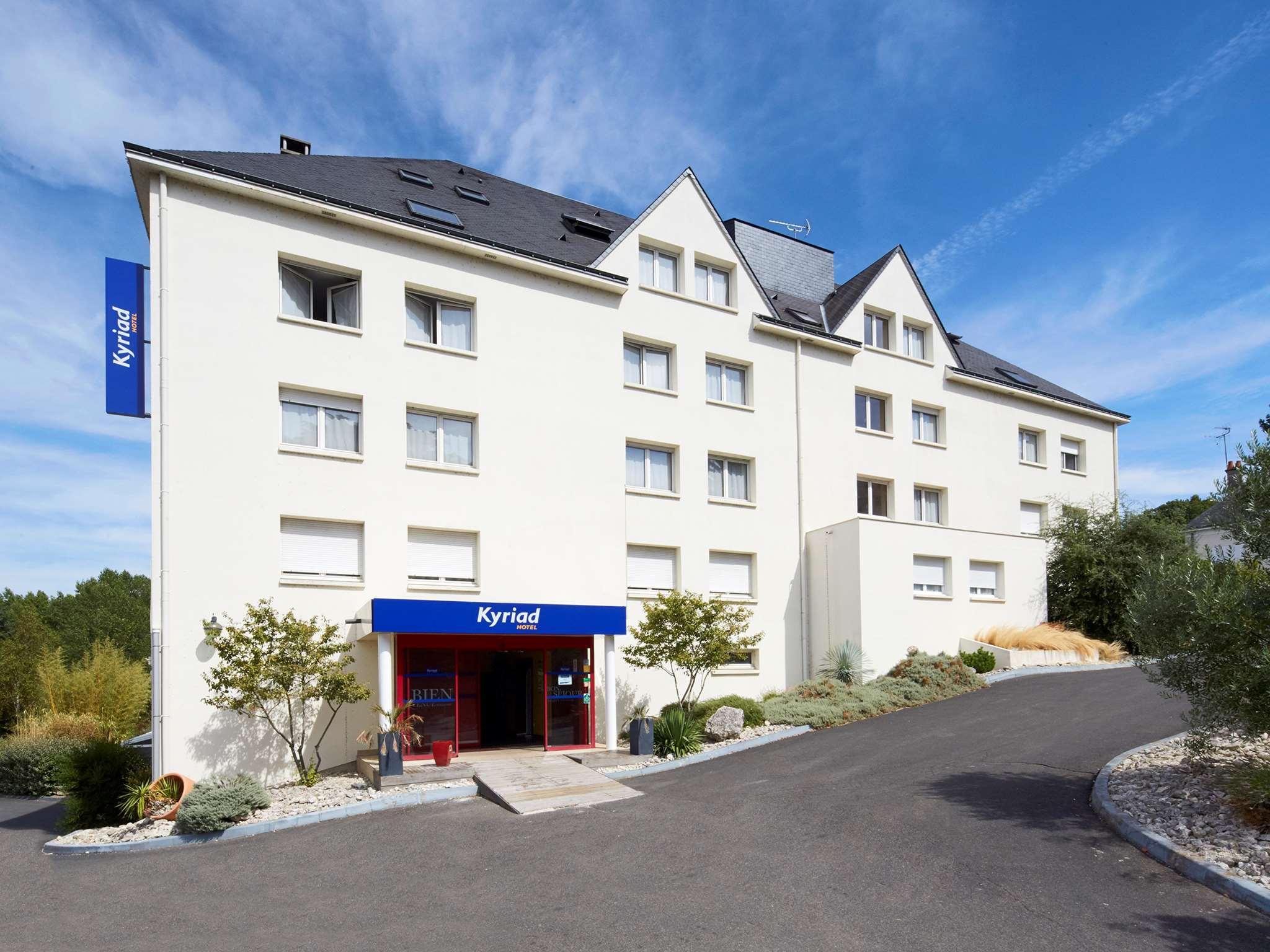 Hotel Kyriad Tours – Joue Les Tours In Joue-Les-Tours - Room ... encequiconcerne Piscine Chambray Les Tours