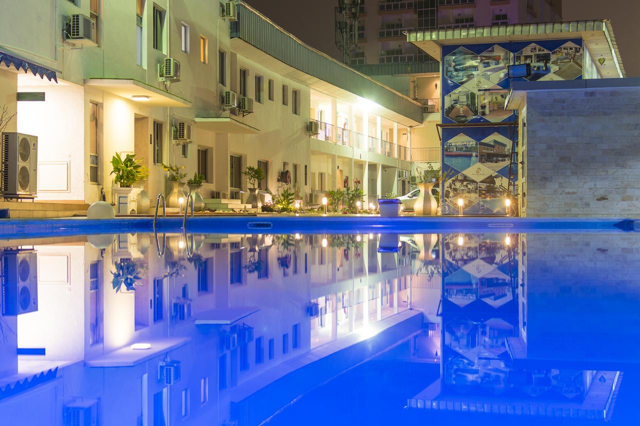 Hotel La Falaise Bonanjo (Kamerun Douala) - Booking concernant Piscine Falaise