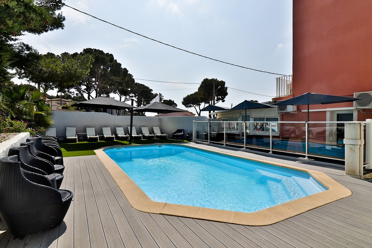 Hôtel La Tuiliere (Carry-Le-Rouet, Fransa) - Otel Yorumları ... tout Piscine Fos Sur Mer