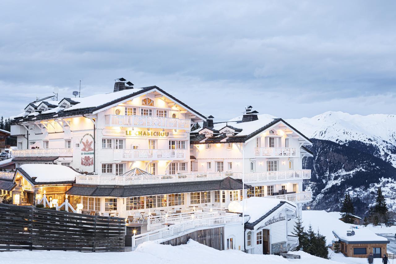 Hotel Le Chabichou (Fransa Courchevel) - Booking encequiconcerne Piscine Tignes
