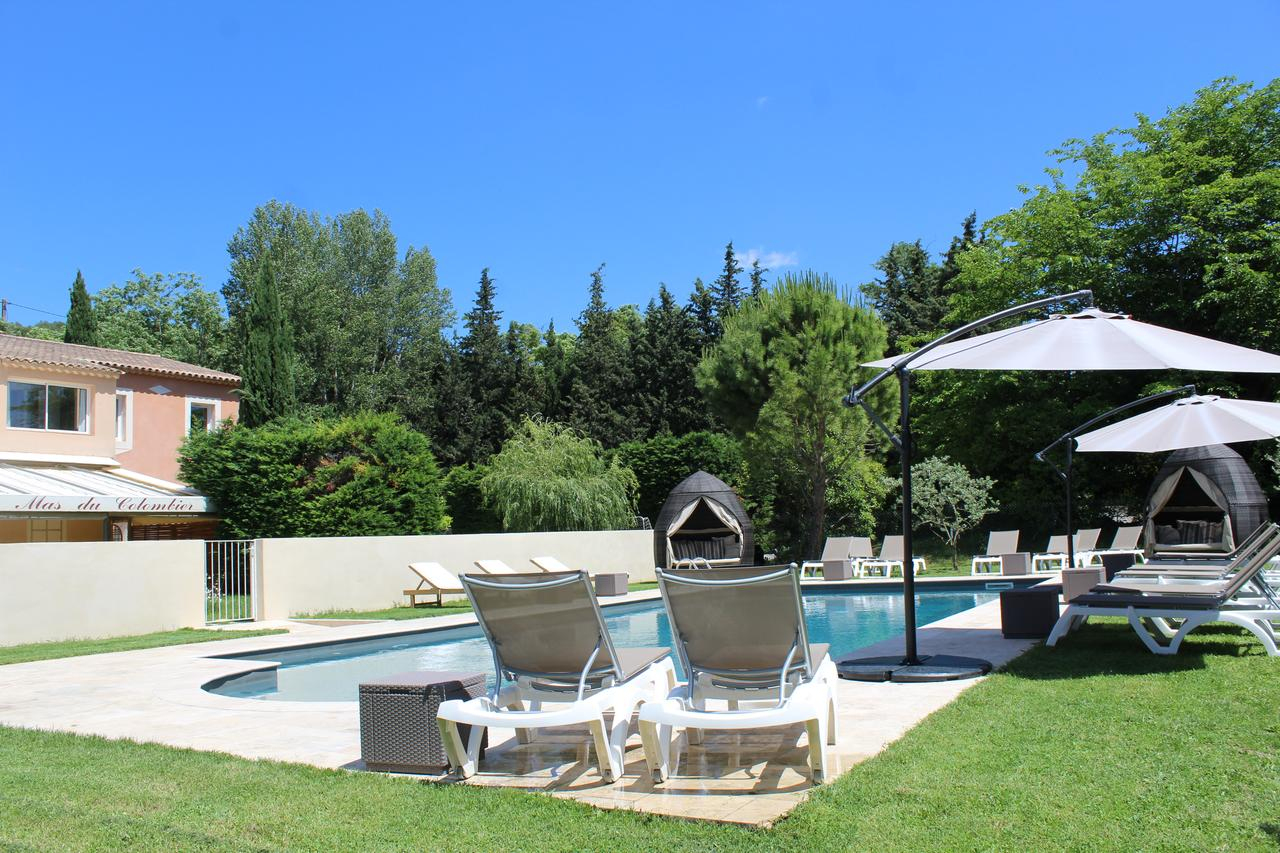Hotel Le Mas Du Colombier, Cadenet, France - Booking concernant Piscine Du Colombier