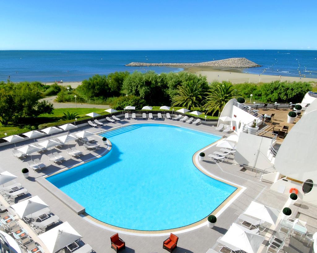 Hotel Les Corallines Thalasso & Spa 4*, La Grande Motte ... avec Piscine Leclerc Hors Sol