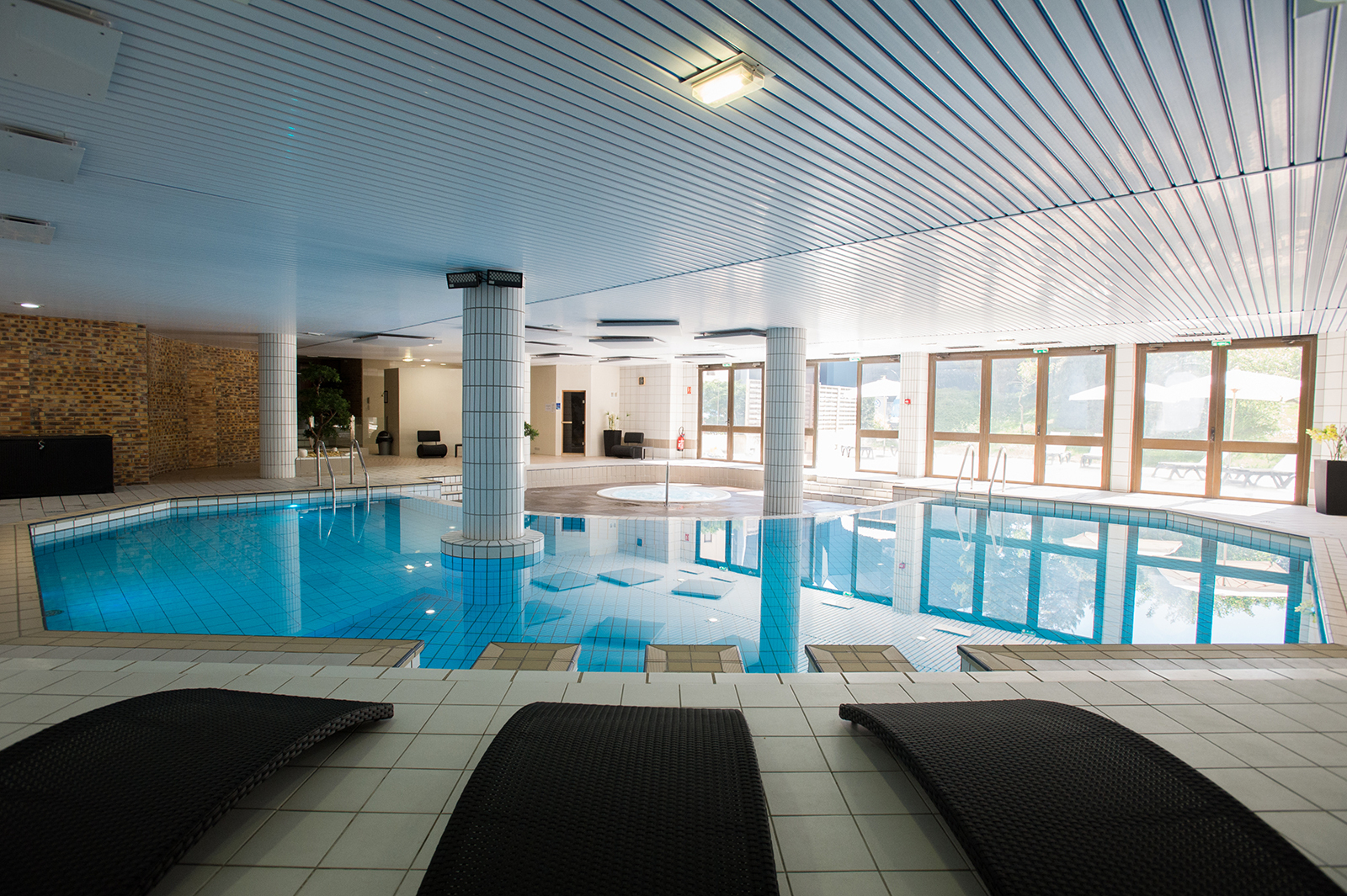 Hotel-Mercure-Tours-Sud • Touraine Hotels à Piscine Chambray Les Tours
