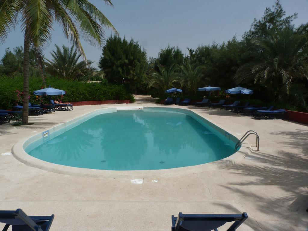 Hôtel Mermoz, Saint-Louis, Senegal - Booking avec Piscine St Louis