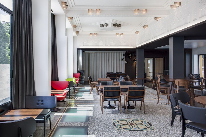 Hotel Molitor Paris In Paris avec Piscine Molitor Restaurant