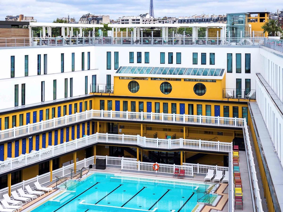 Hotel Molitor Paris - Mgallery, France - Booking avec Restaurant Piscine Molitor