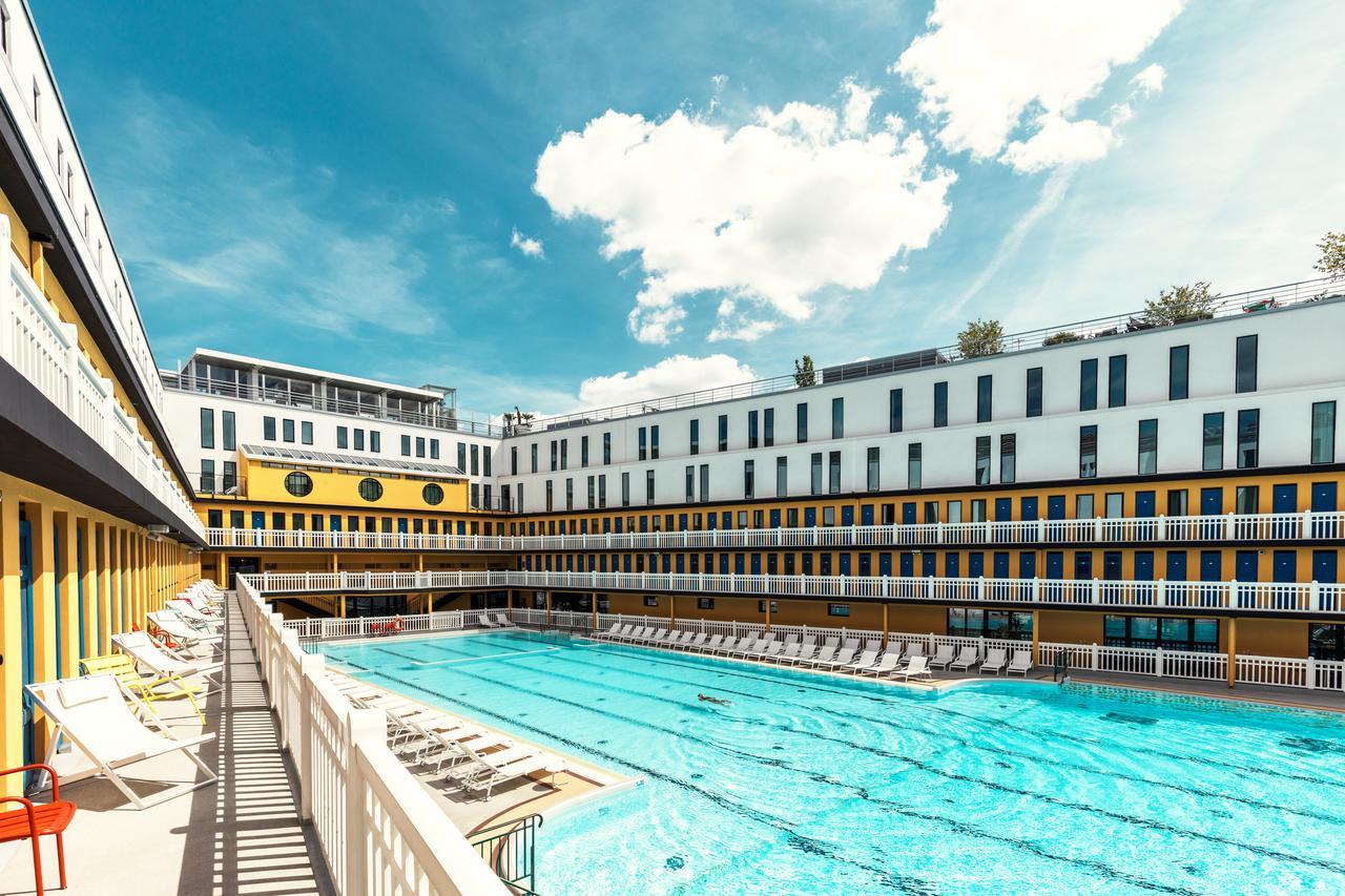 Hotel Molitor Paris - Mgallery, France - Booking intérieur Piscine Auteuil