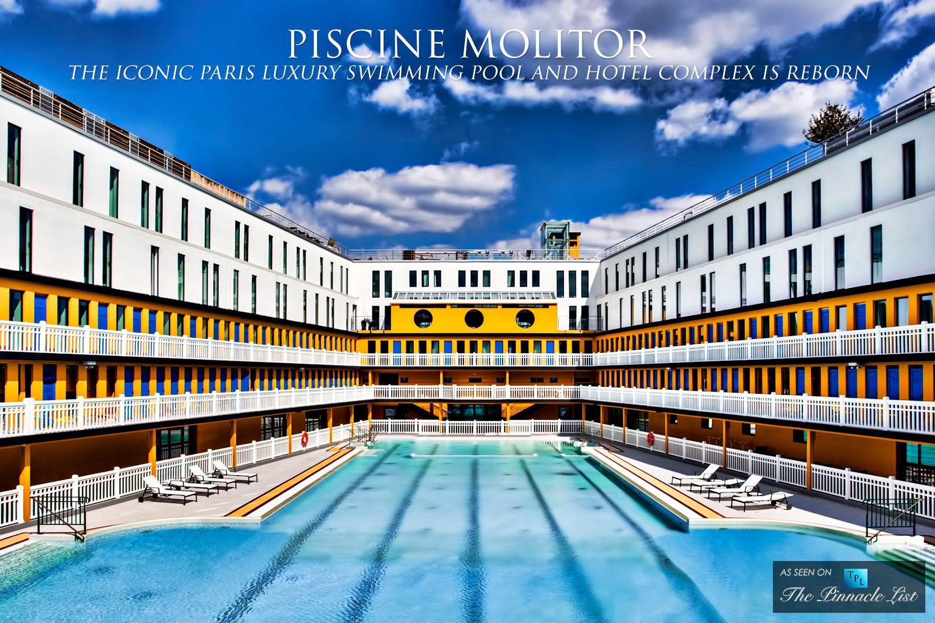 Hotel Molitor, Paris | Paris Hotels, Paris Architektur ... tout Piscine 13Eme