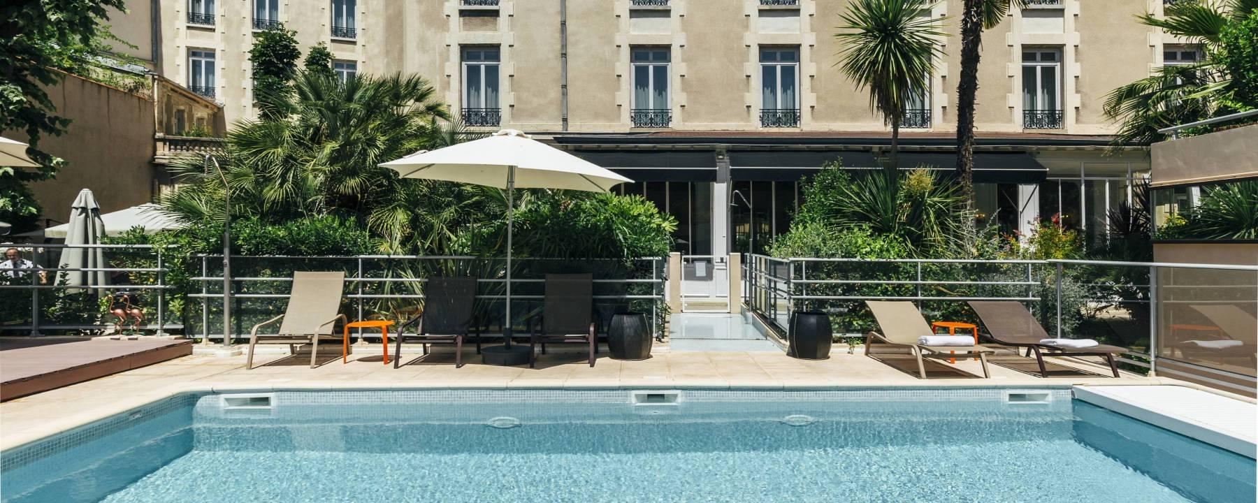Hôtel Oceania Le Métropole Montpellier ***** Montpellier avec Piscine Boufféré