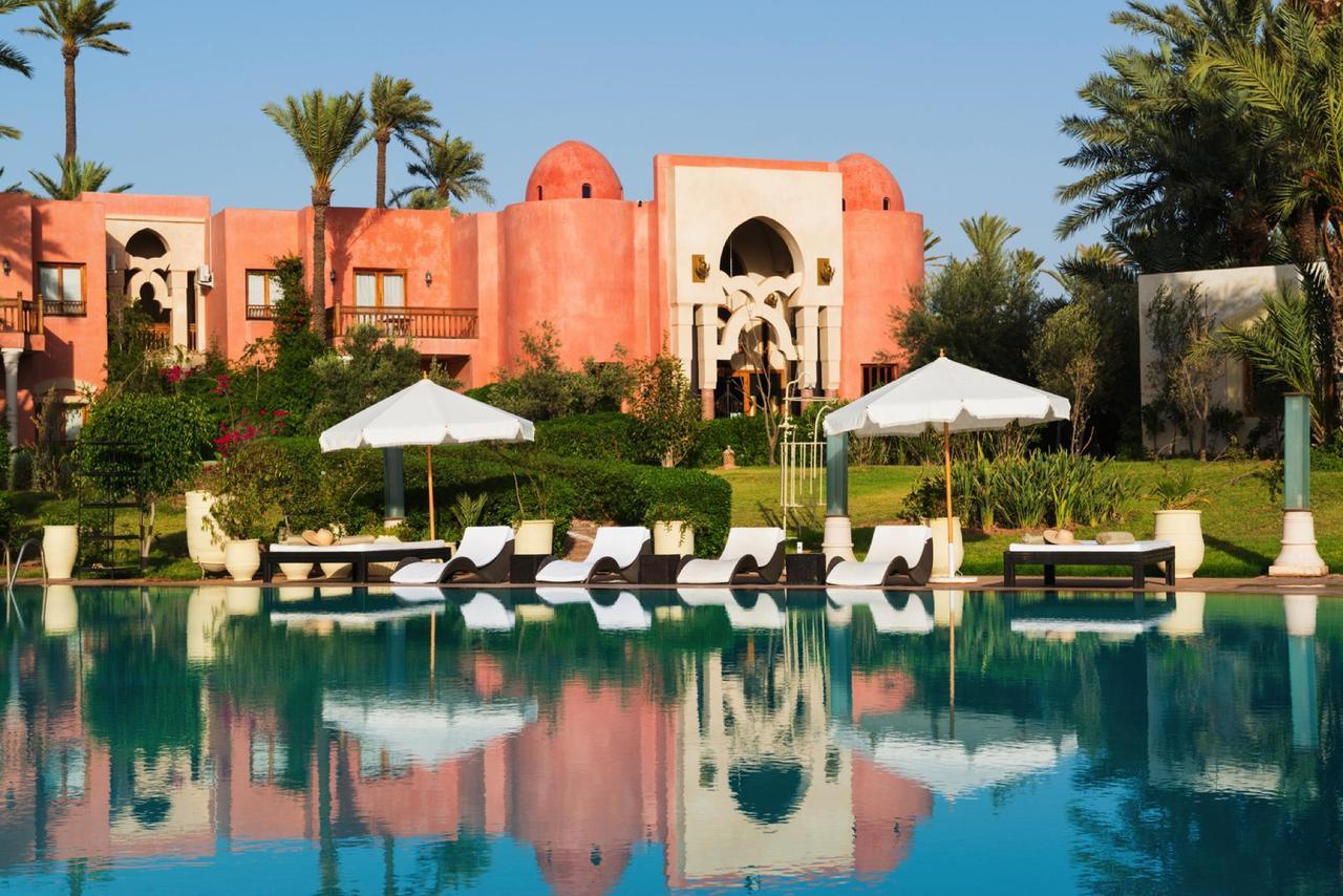 Hotel Palais Mehdi, Marrakesh, Morocco - Booking à Manomano Piscine