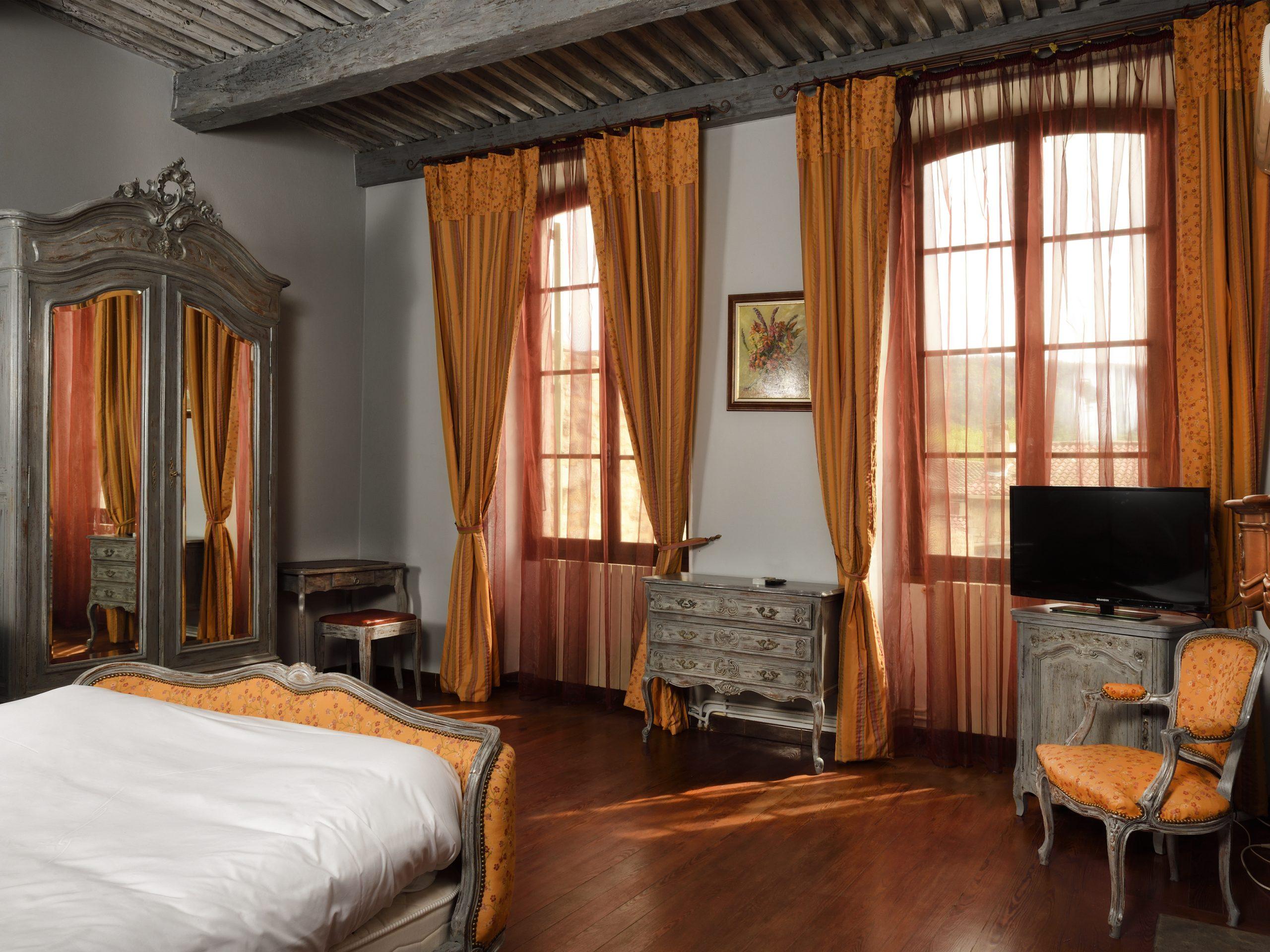 Hotel Payan Champier – Gite Chambre D'hotes Près De ... destiné Piscine Saint Paul Trois Chateaux