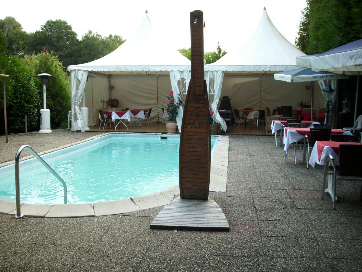 Hôtel-Restaurant Kuentz-Bix - Altkirch destiné Piscine Altkirch