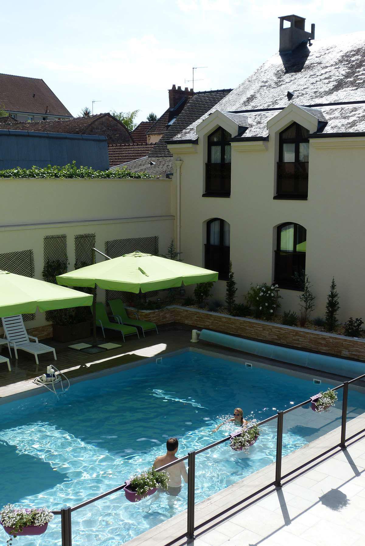 Hôtel Romilly Sur Seine, Hôtel Provins, Piscine, Tourisme ... avec Piscine Romilly Sur Seine
