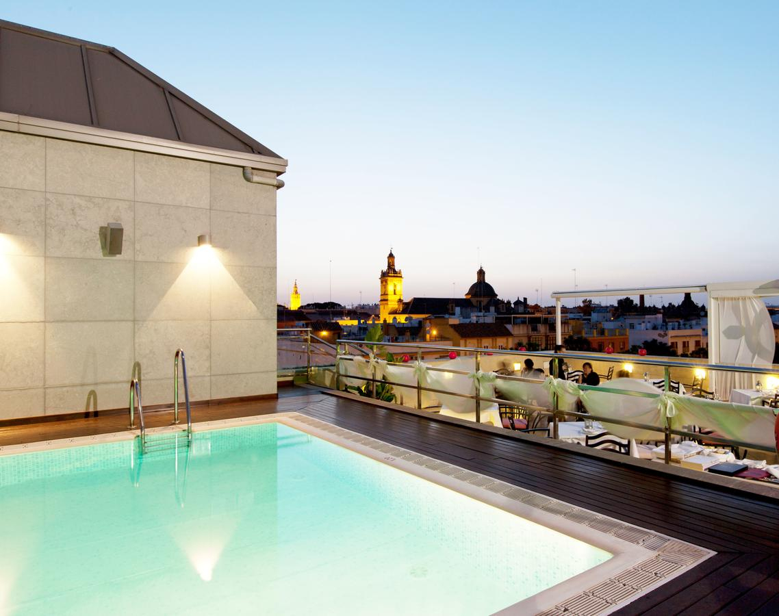 Hotel Sevilla Center, Seville, Spain - Booking tout Hotel Seville Piscine