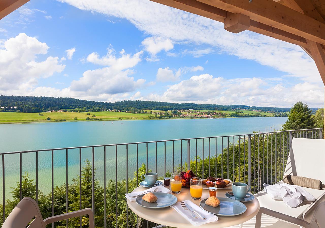 Hotel Spa Les Rives Sauvages, Malbuisson, France - Booking pour Piscine De Malbuisson