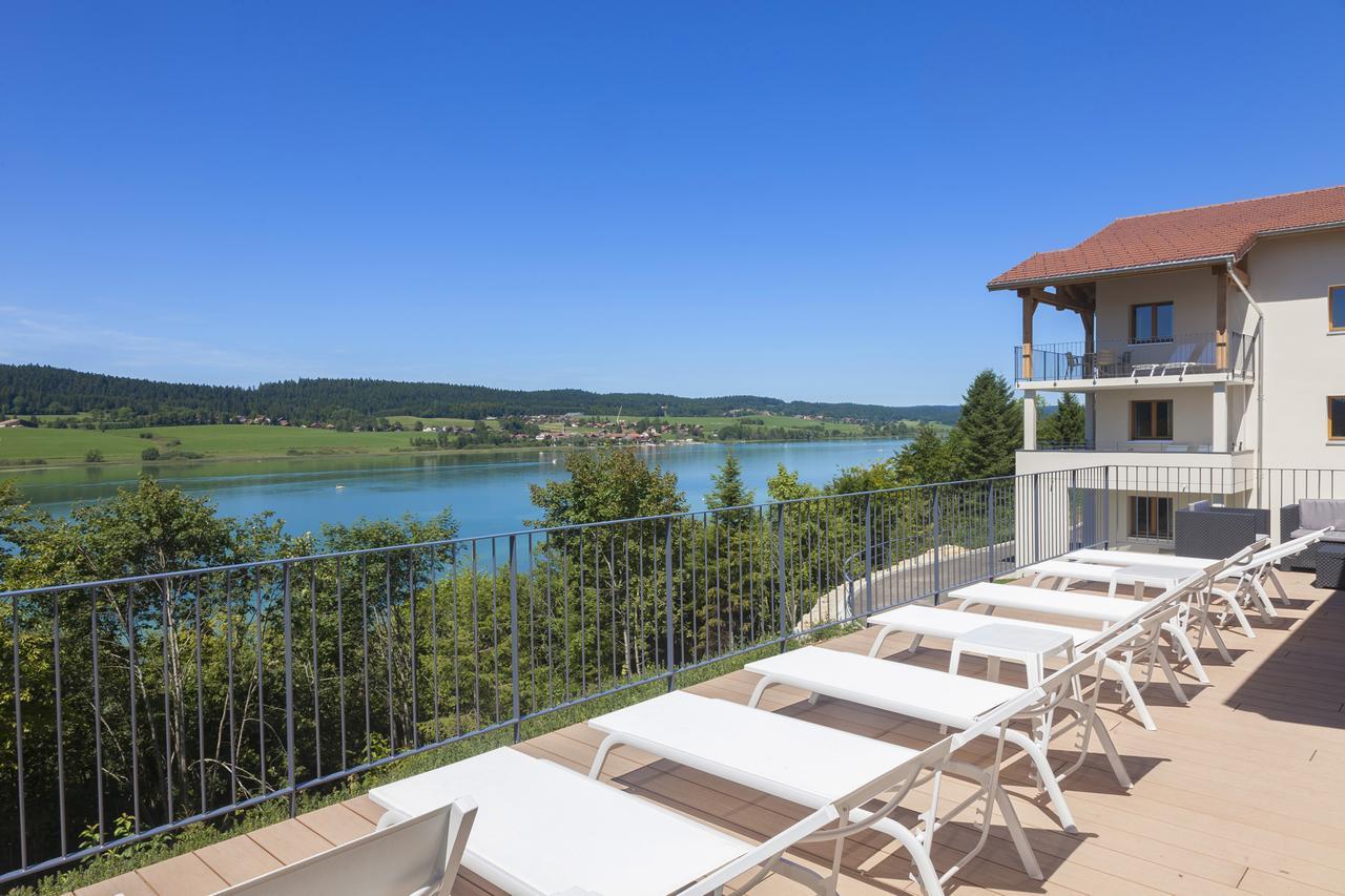 Hotel Spa Les Rives Sauvages, Malbuisson, France - Booking pour Piscine Malbuisson