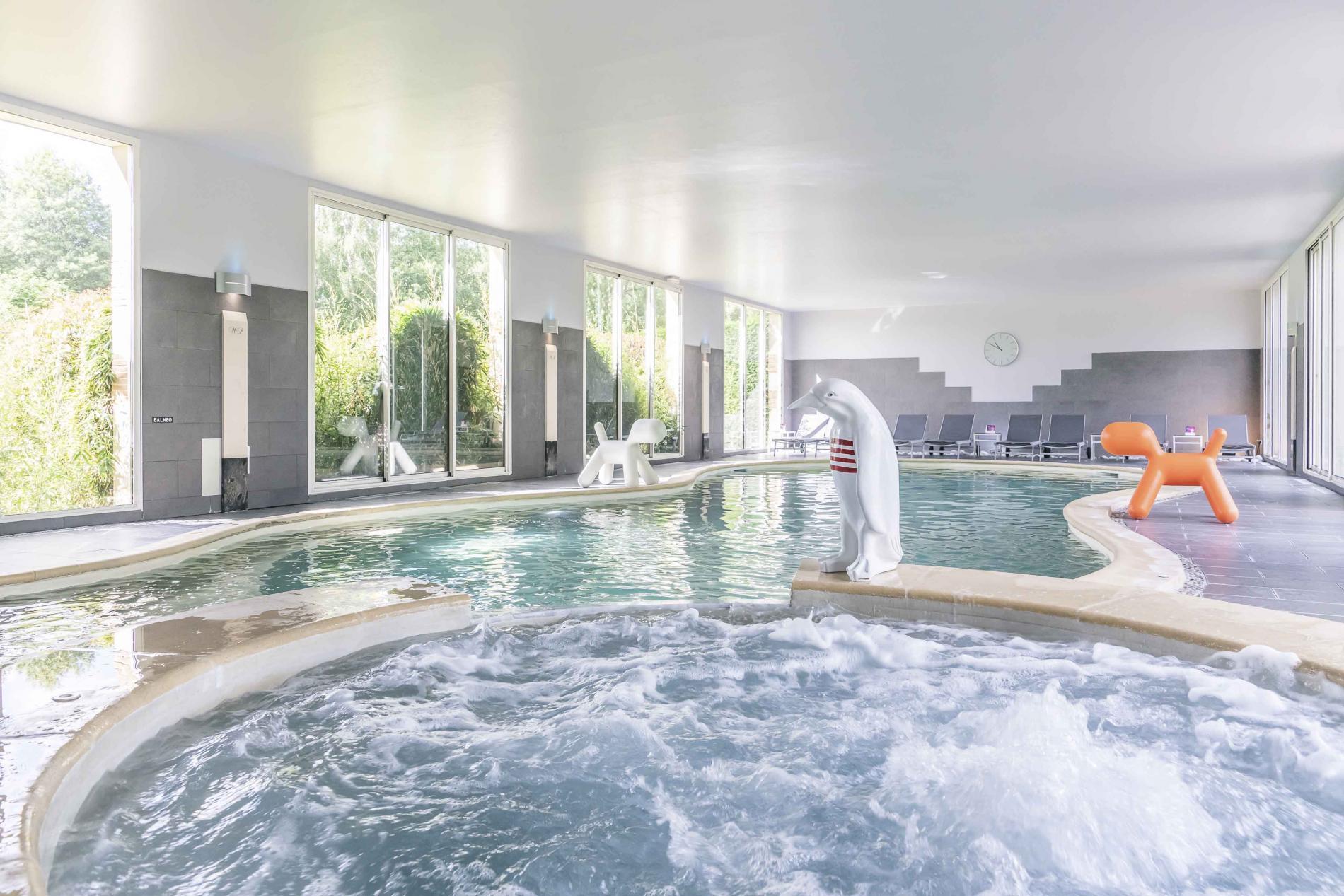 Hôtel Spa & Piscine À Honfleur | Spa Les Thermes concernant Hotel Avec Piscine Normandie