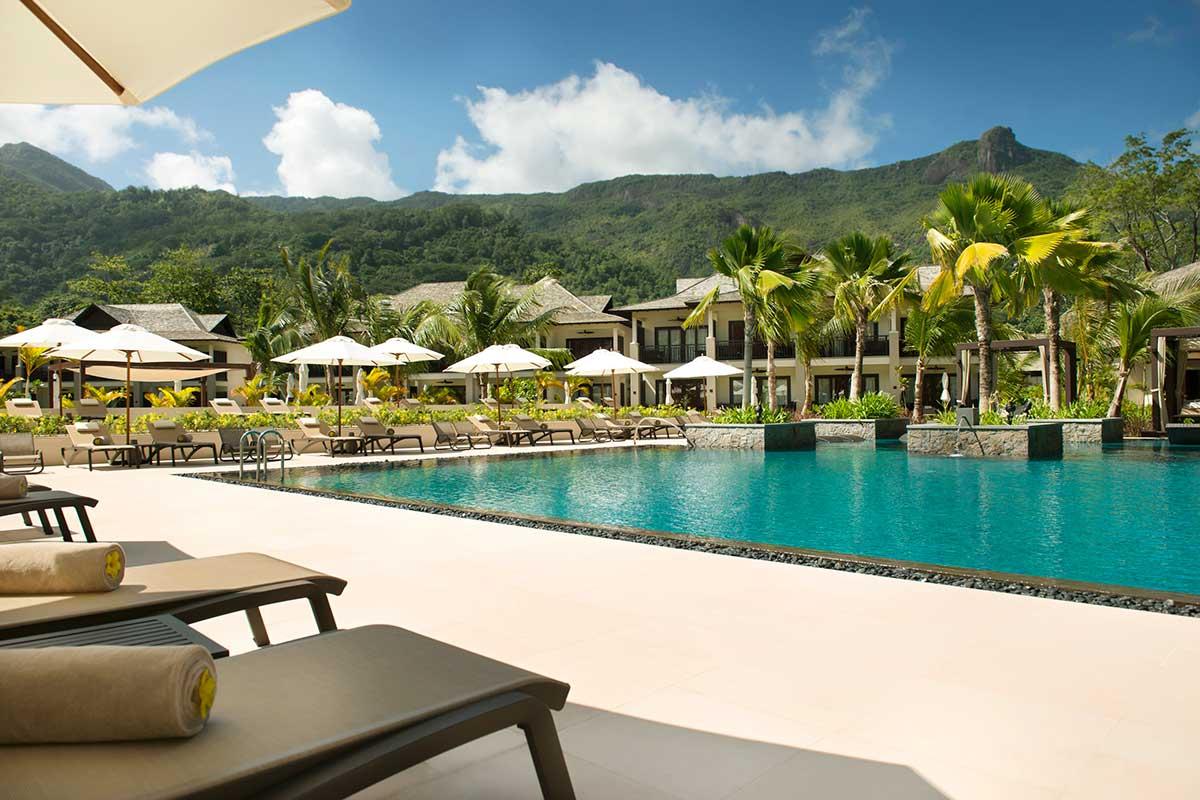 Hotel The H Resort Beau Vallon Beach Sejour Seychelles Avec ... encequiconcerne Piscine Frais Vallon