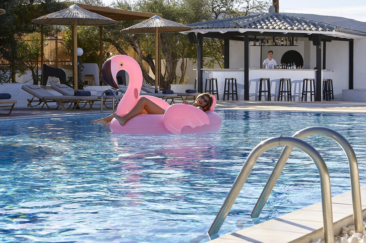 Hotel Vasia Royal, Gouves, Greece - Booking pour Manomano Piscine