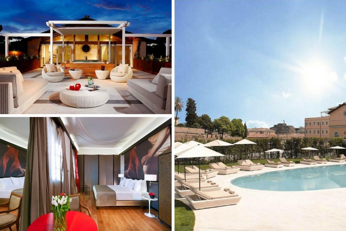 Hôtels À Rome Avec Piscine : Notre Sélection D'hébergements à Hotel Rome Avec Piscine