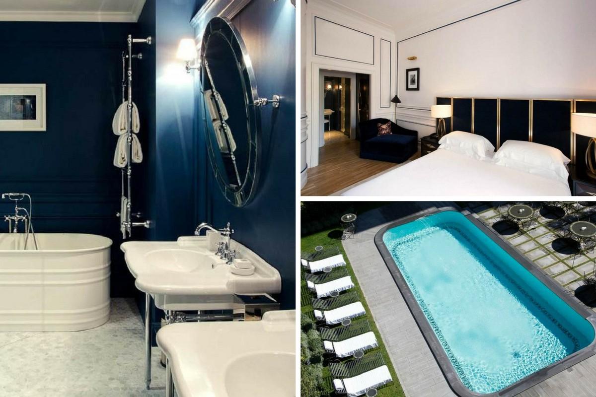 Hôtels À Rome Avec Piscine : Notre Sélection D'hébergements concernant Hotel Rome Avec Piscine