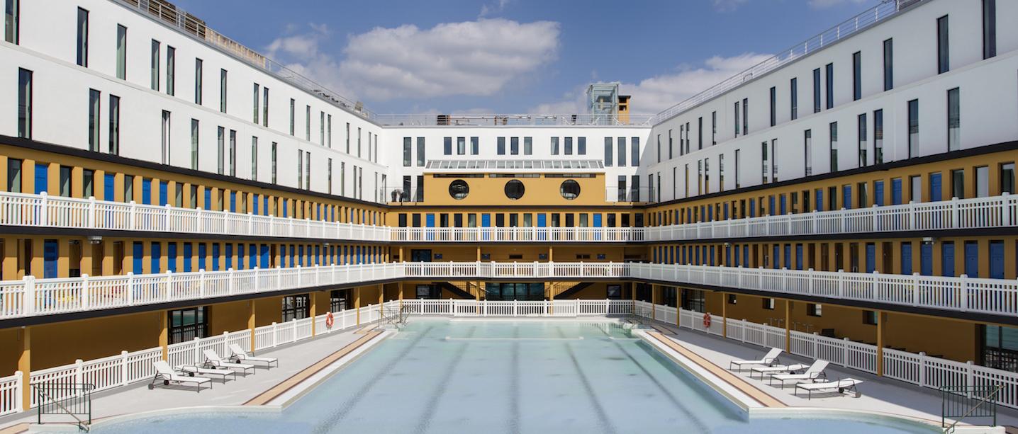 Hôtels Avec Piscine : Où Piquer Une Tête - Kayak Blog France encequiconcerne Hotel Avec Piscine Ile De France