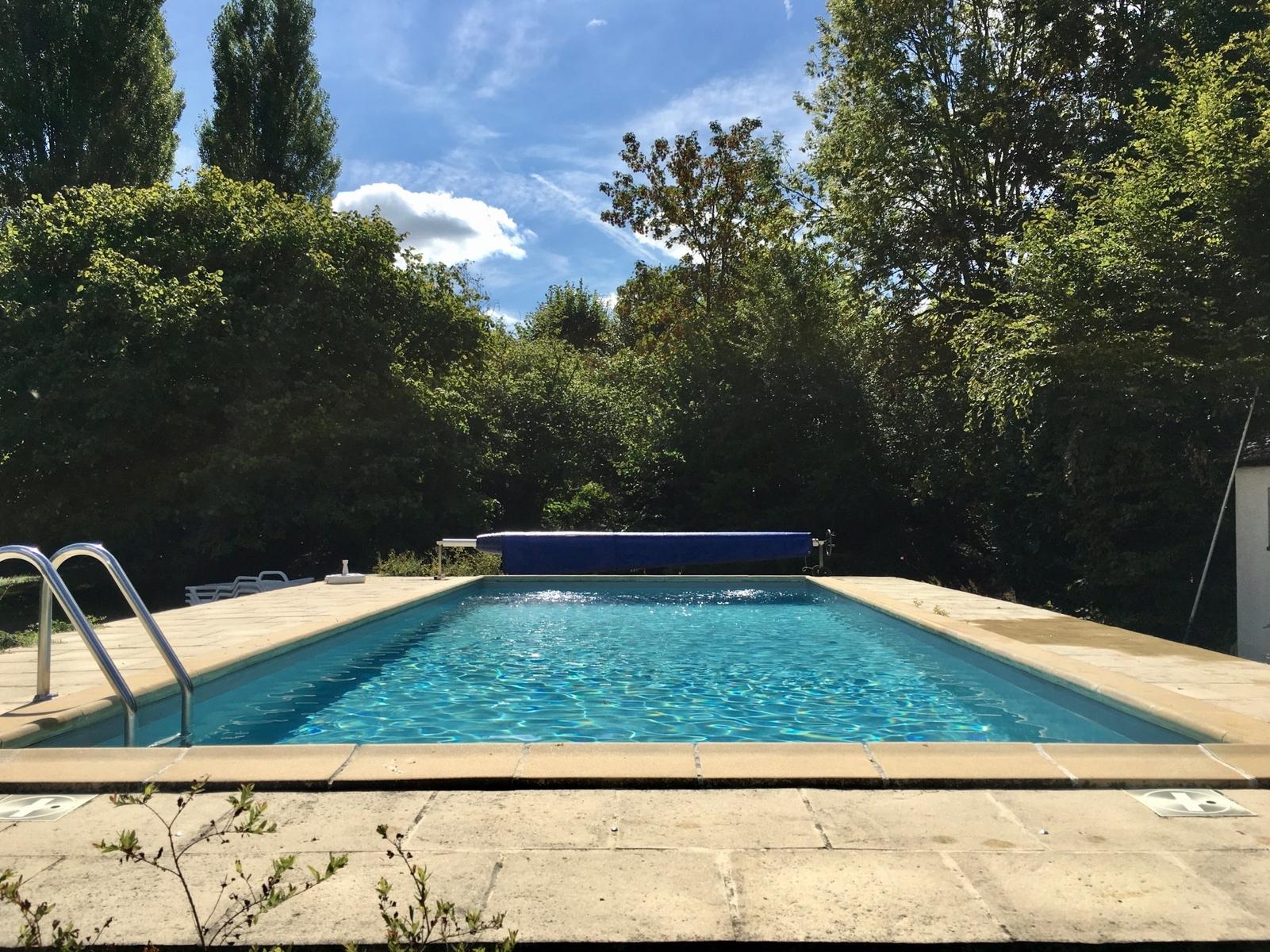 Houdan, Maison, 650 000 Euros Sur Immobilier.lefigaro.fr avec Piscine De Goussainville