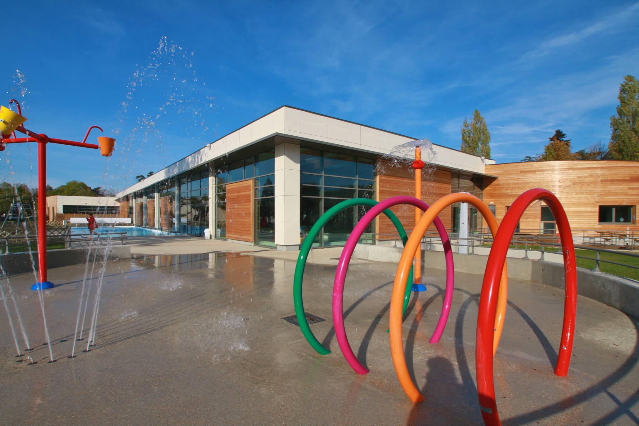 Hudolia | Centre Aqualudique (Piscine, Fitness & Bien-Être ... à Piscine Dourdan
