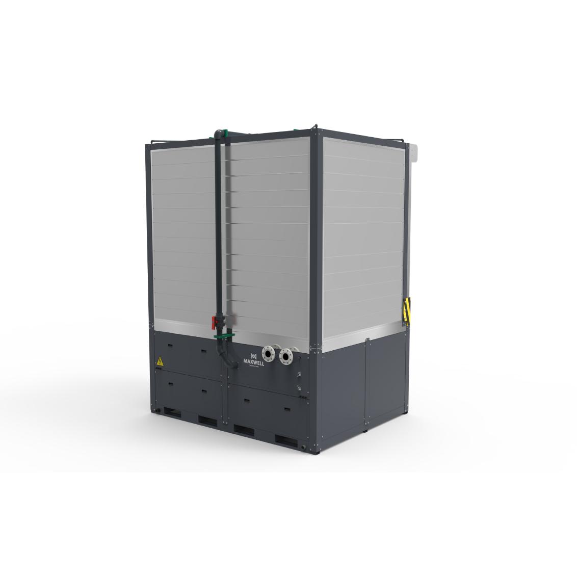 Hydrocooler Par Douche D'eau – Maxwell Thermomachines à Echangeur Piscine